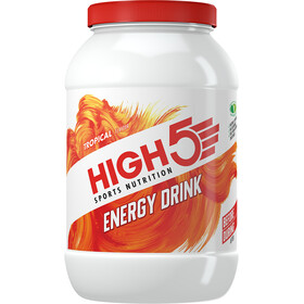 High5 Energy Drink Tub 2,2kg, Tropical